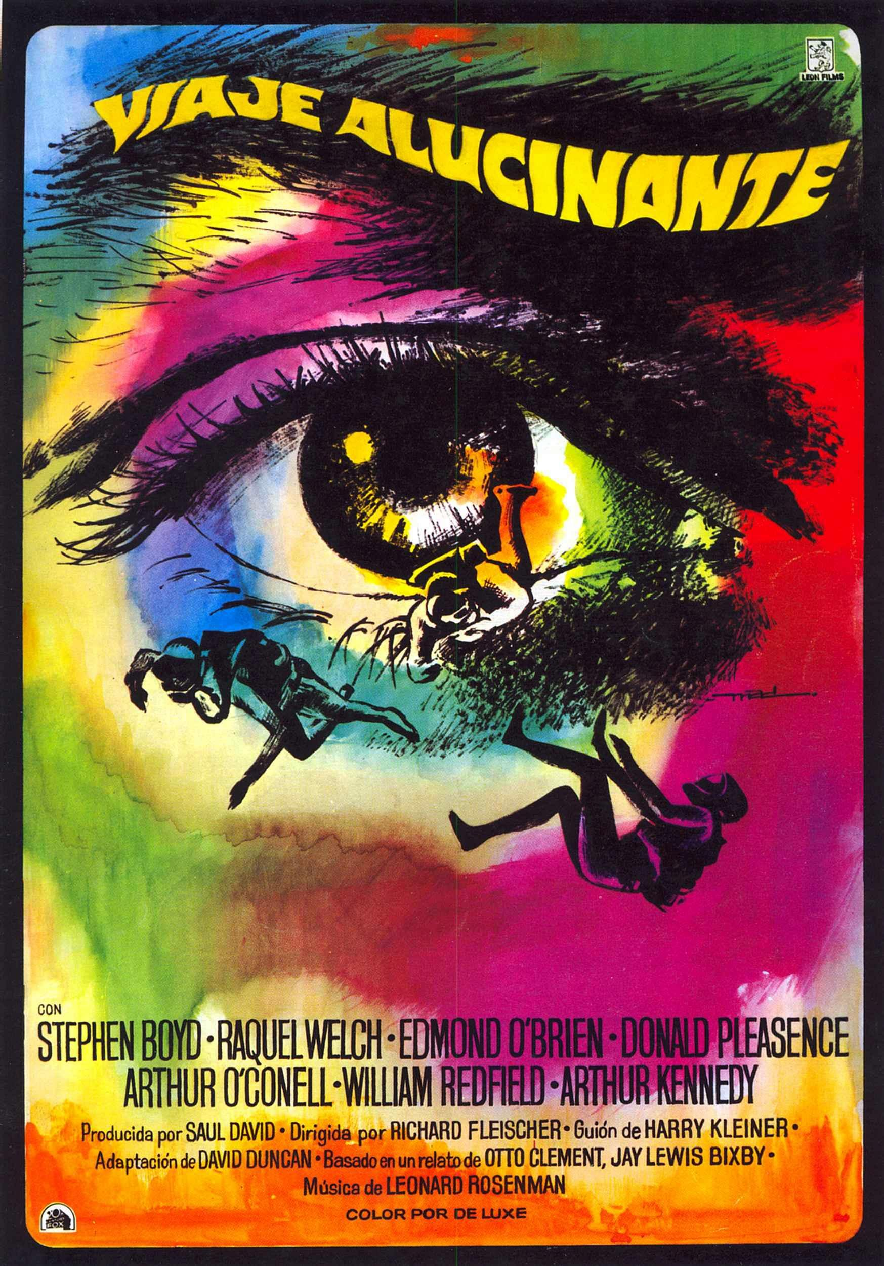 the fantastic voyage Stephen boyd heads a team of scientists sent on a bizarre experimental mission through a revolutionary and as-yet-untested process, the scientists and their special motorized vehicle are.