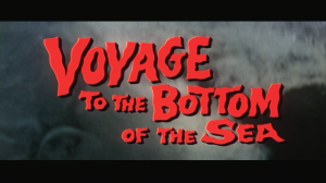 Nifty title fonts are also an Irwin Allen trademark.