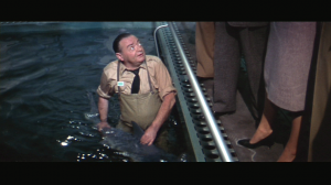 And, yes, the film does follow Chekhov's Law of Sharks in Drama