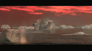 Polar ice melting rapidly seemed like a disaster in the silly sci-fi sixties