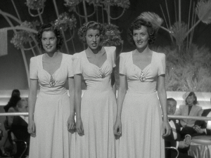 They were the Destiny's Child of the 40's, kids.
