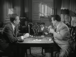 Like this scene where the invisible man shuffles and deals cards to Bud and Lou